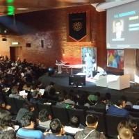 Miguel Illescas en Mexico - Seminario de formación de profesores de ajedrez