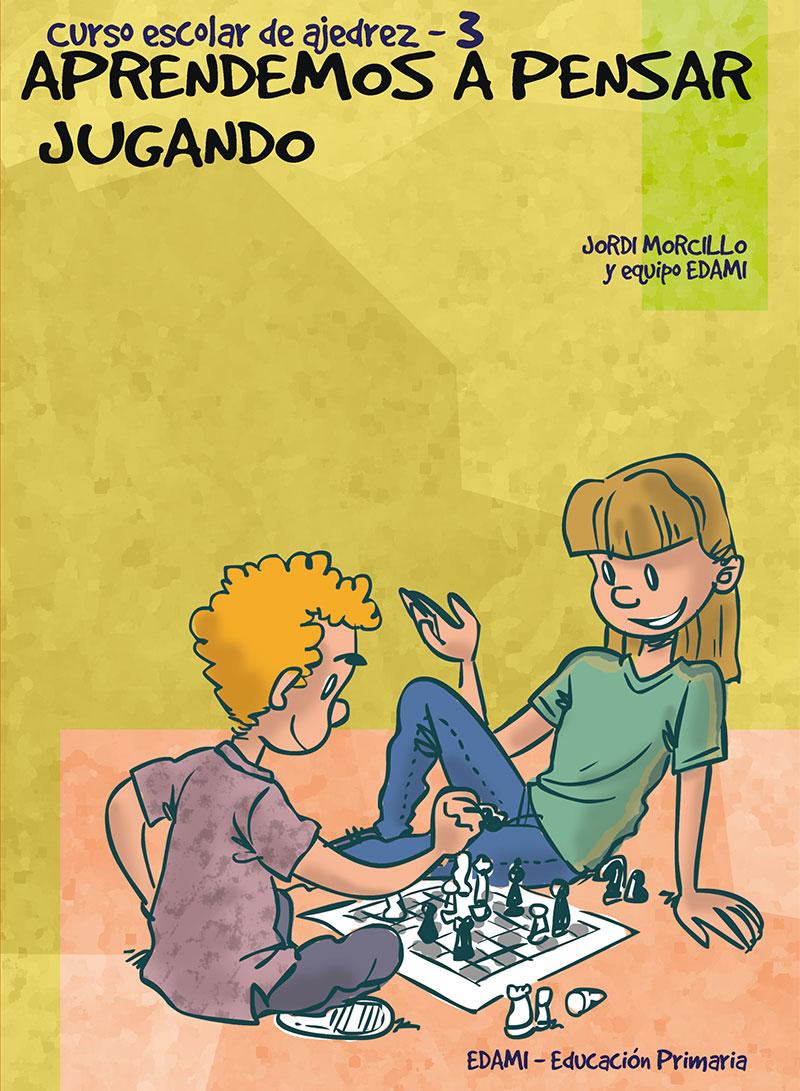 """Colección """"Aprendemos a pensar jugando"""" - Libro 3"""
