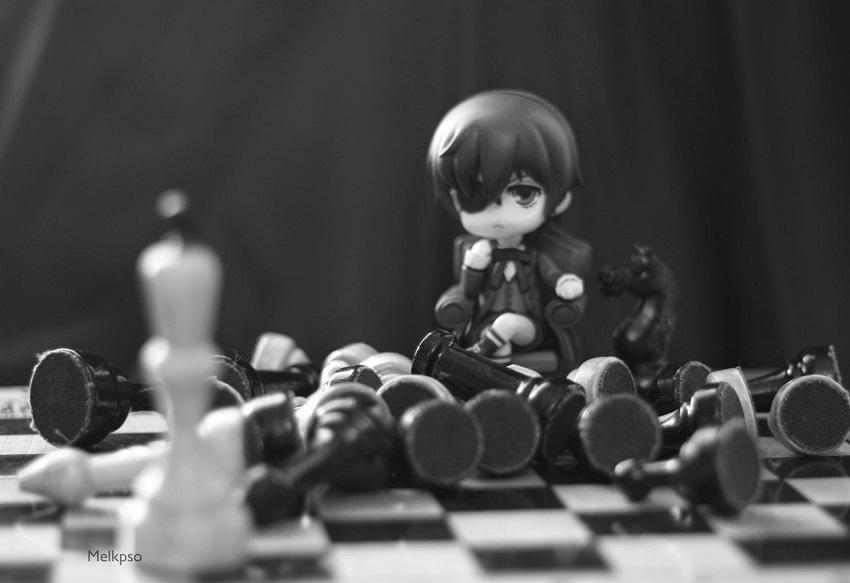 Tana y el ajedrez