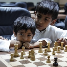 Sharjah Cultural and Chess Club, UAE (© 2014 Anastiya Karovich – para EDAMI)