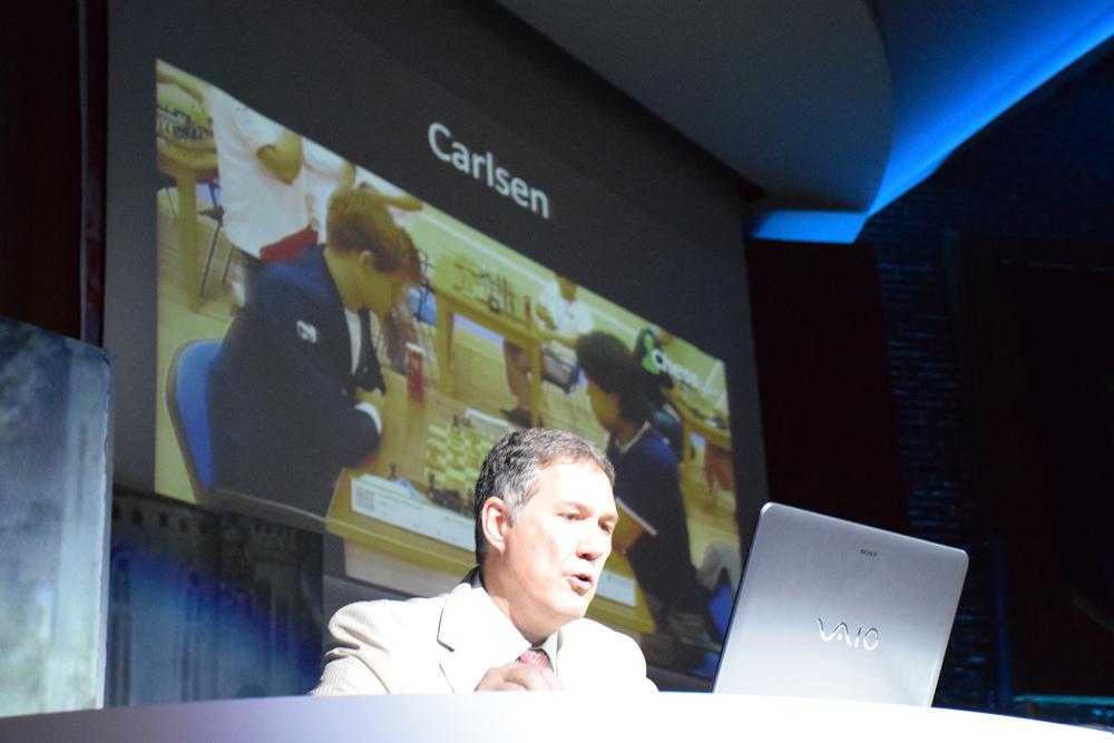 II Seminario de Capacitación y Certificación de Profesores de Ajedrez en Mexico (25 de abril al 5 de mayo de 2015)